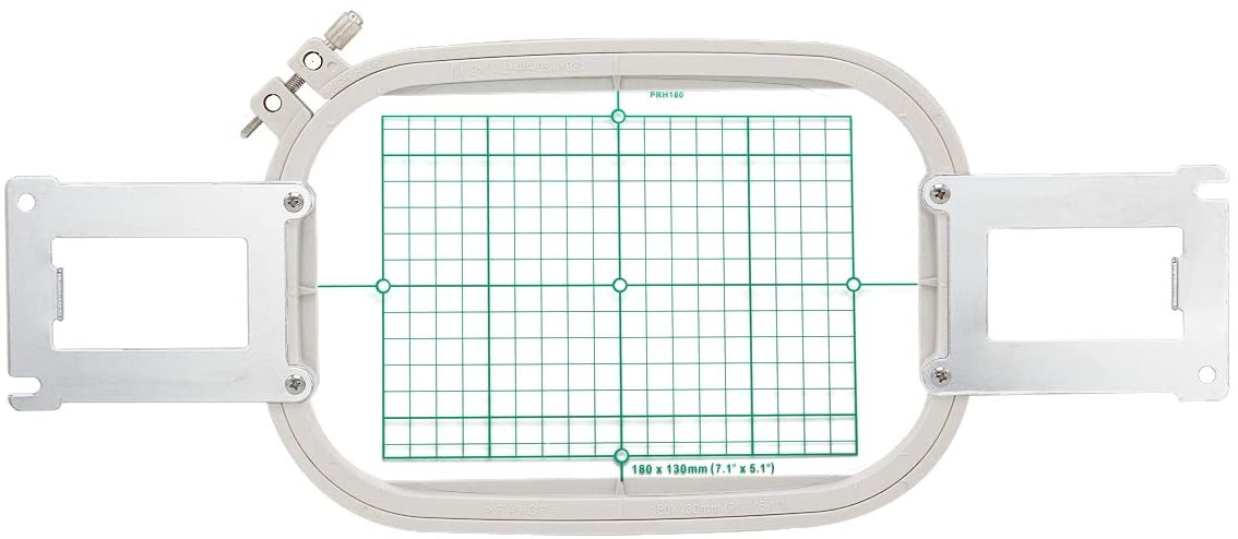 "PRH180 (EPF180) 5.125"" x 7.125"" (130x180mm) Embroidery Hoop"