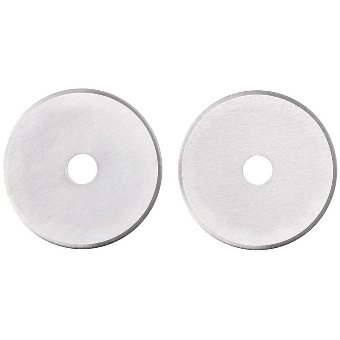 Fiskars 95417097J Straight Rotary Replacement Blades, 28mm, 2 Pack