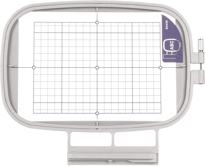 "SA439 (EF75): 5"" x 7"" Embroidery Machine Hoop"
