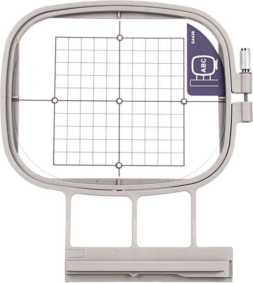 "SA438 (EF74): 4"" x 4"" Medium Embroidery Machine Hoop"