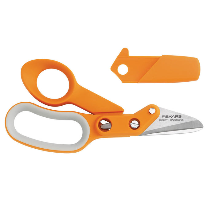 170610-1001 Fiskars Amplify RazorEdge Fabric Shears 6""