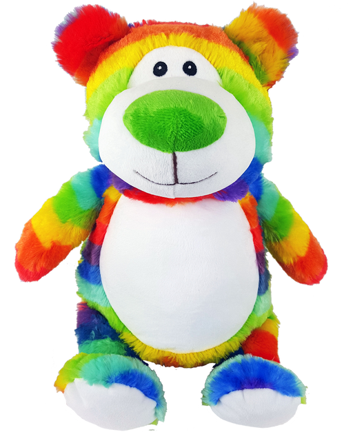 Cubbies Embroidery Rainbow Bear