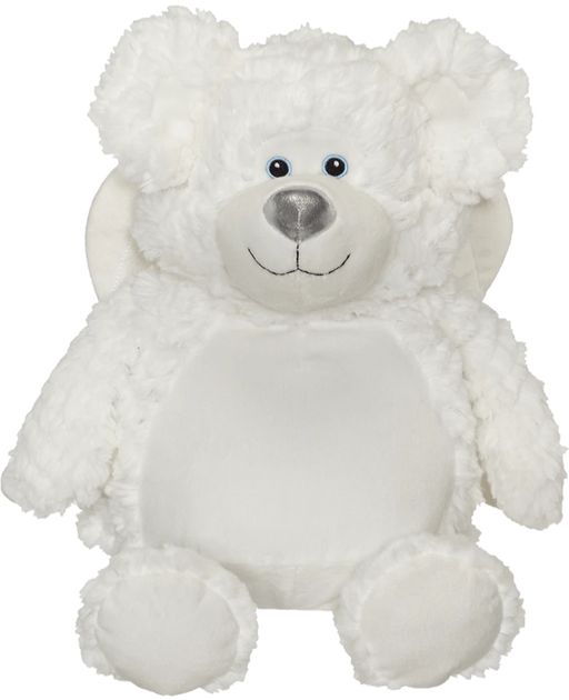 EB Angel Bear Embroider Buddy