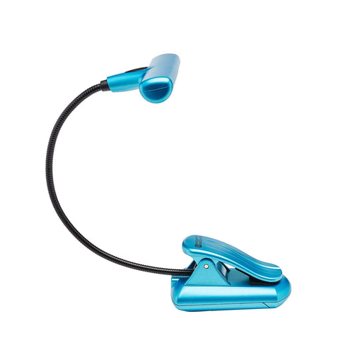 Mighty Bright HammerHead LED Clip On Light - Blue