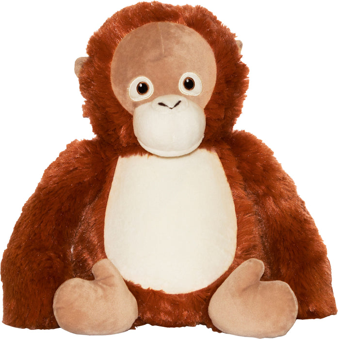 Cubbies Embroidery Monkey Orangutan