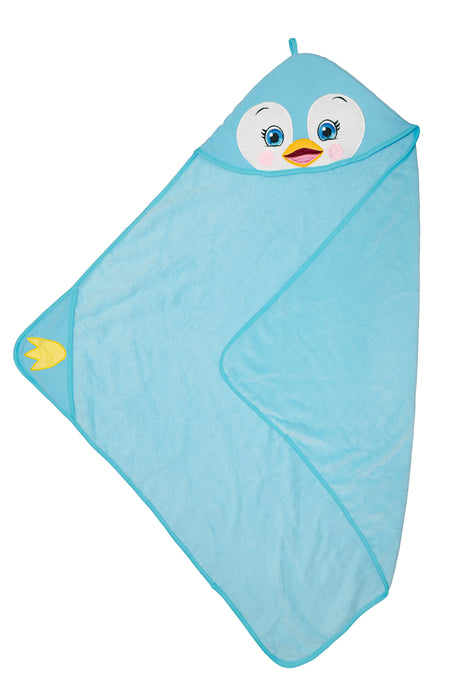 Wholesale Cubbies Hooded Bath Towel Embroidery Blanks