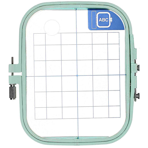 "SA417 (EF32): 4"" x 4"" Medium Embroidery Machine Hoop"