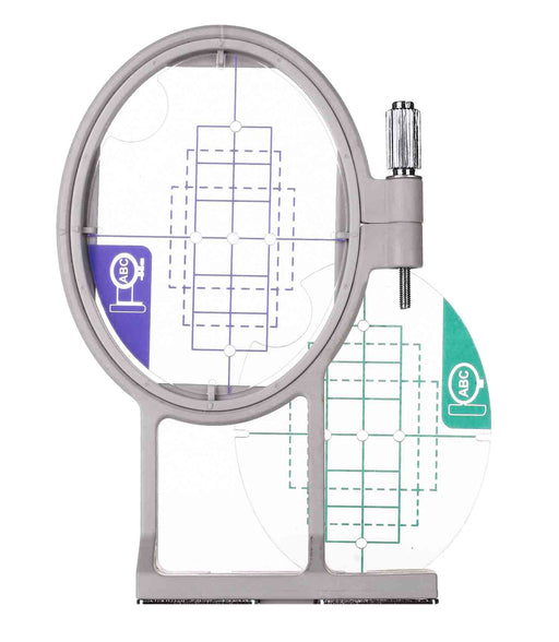 "SA442 (EF82): 1"" x 2.5"" Small Embroidery Machine Hoop"