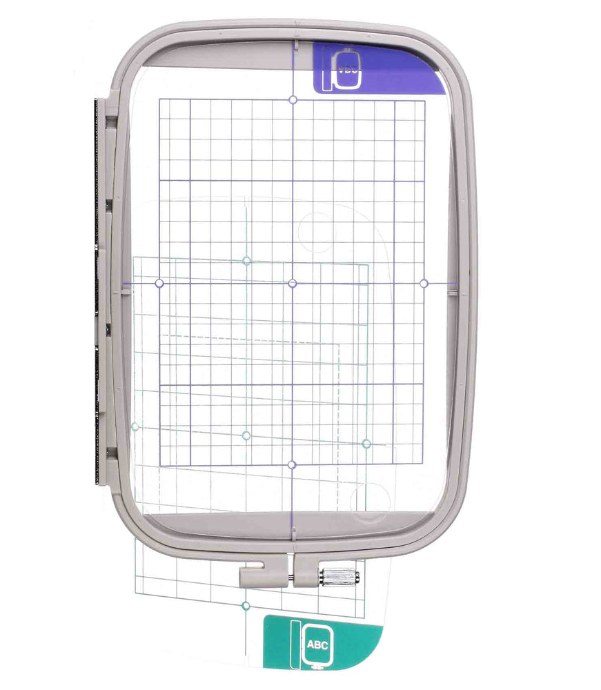 "SA444 (EF84): 5"" x 7"" Embroidery Machine Hoop"