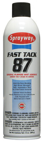 Sprayway Fast Tack 87 General Purpose Mist Adhesive