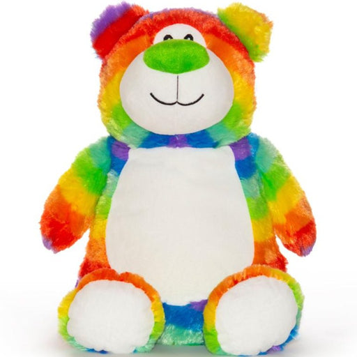 Cubbies Embroidery Rainbow Bear LGBT