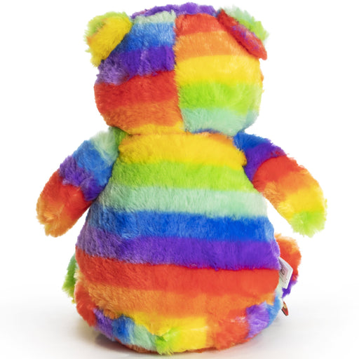 Cubbies Embroidery Rainbow Bear LGBTQ