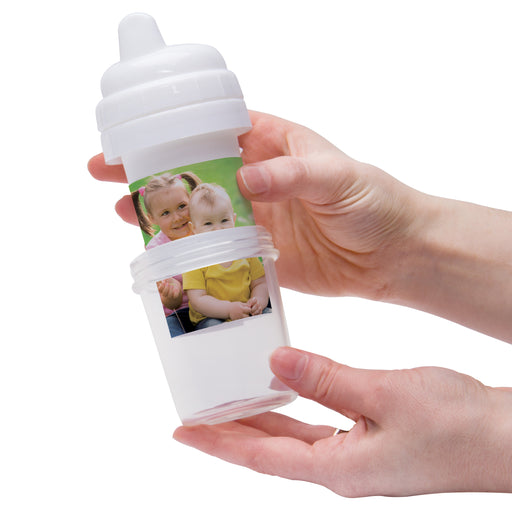 5oz Spill-Proof Baby Sippy Cup