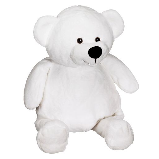 EB Embroider Buddies: Mister Buddy Bear White