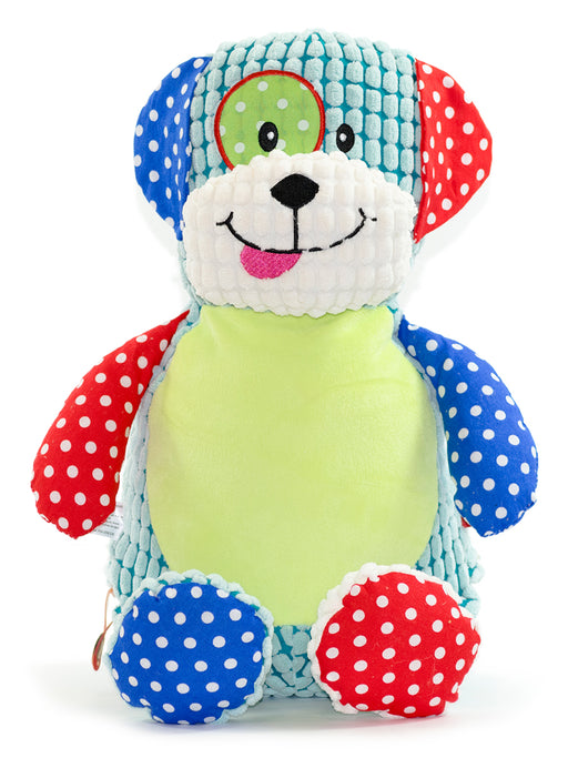 Cubbies Harlequin Collection Doggie