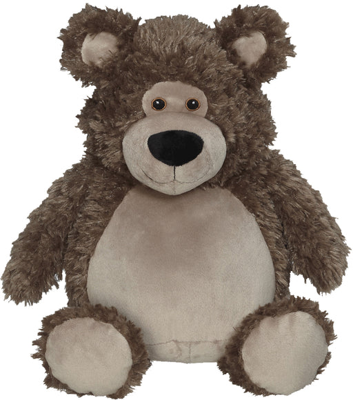EB Embroider Buddy: Bobby Bear Brown