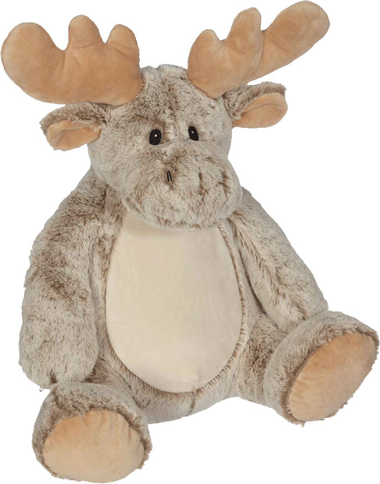 "EB Embroider Buddy: Clara Classic Collection - 16"" Mason Buddy Moose"