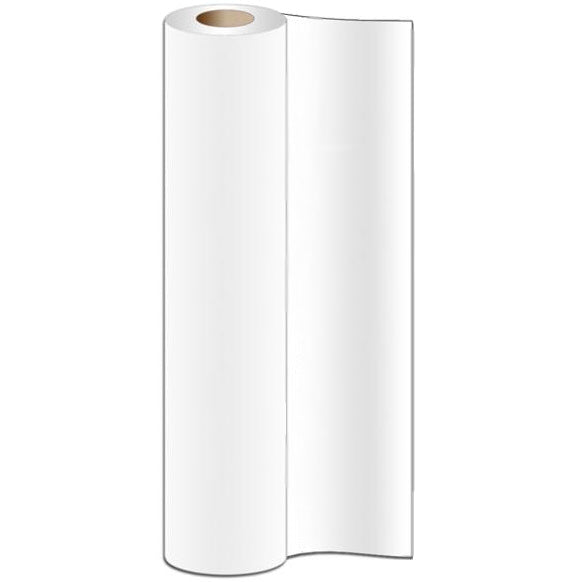 C-030 Cut Away Backing Rolls - White
