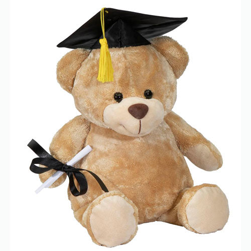 Graduation Cap & Diploma For Embroidery Buddy & Baby Cubbies