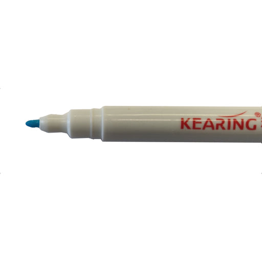 Kearing Water Soluble Blue Pen w/Eraser