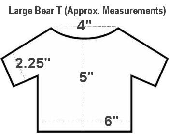 Large Bear T-Shirts