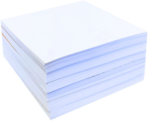 RipStitch #15 Tear Away Embroidery Stabilizer Pre-Cut Sheets - White