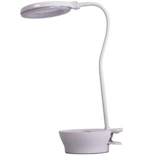 Mighty Bright LED Table Craft Task Light + Magnifier