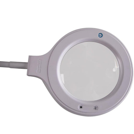 Mighty Bright 69027 Floor and Magnifier Lamp