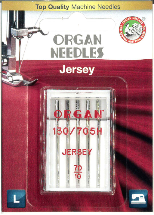 Organ Jersey Needles