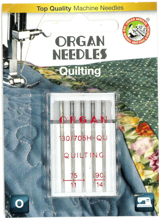 Organ Quilting Needles