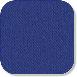 "15"" x 15"" Blank Patch Material For Embroidery - Royal Blue"