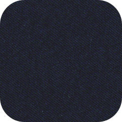 "15"" x 15"" Blank Patch Material For Embroidery - Navy"
