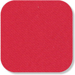 "15"" x 15"" Blank Patch Material For Embroidery - Red"