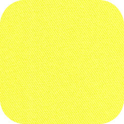 "15"" x 15"" Blank Patch Material For Embroidery - Yellow"
