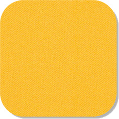 "15"" x 15"" Blank Patch Material For Embroidery - Athletic Gold"
