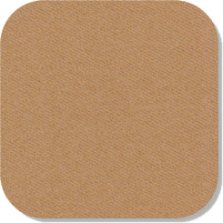 "15"" x 15"" Blank Patch Material For Embroidery - Coyote Brown"