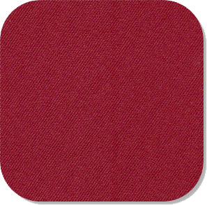 "15"" x 15"" Blank Patch Material For Embroidery - Maroon"