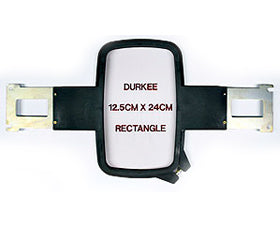 "Durkee Brand Brother PR/Baby Lock Professional Series Hoops: 12.5cm x 24cm (5"" x 9"") Rectangle"
