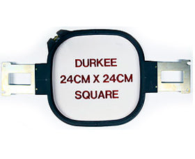 "Durkee Brand Brother PR/Baby Lock Professional Series Hoops: 24cm (9"" x 9"") Square"