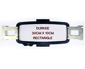 "Durkee Brand Brother PR/Baby Lock Professional Series Hoops: 30cm x 10cm (11¾"" x 4"") Rectangle"