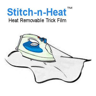 Stitch-n-Heat™: Melt Away Heat Film