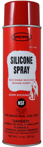 Sprayway SW946 Silicone Spray and Release Agent