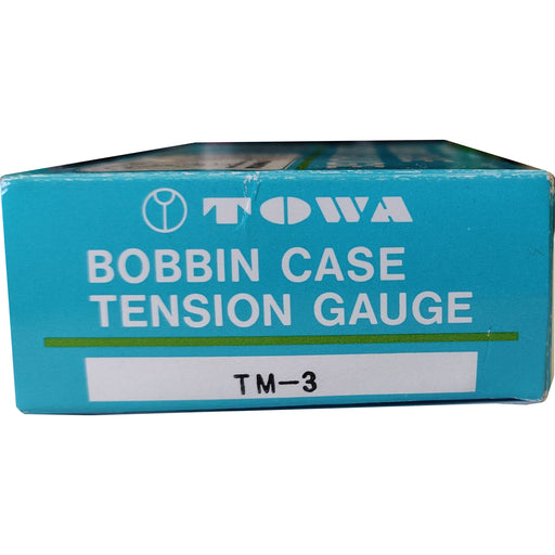 Towa Bobbin Case Tension Gauge - TM-3 Jumbo Style M
