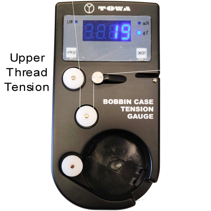 Towa Digital Bobbin Case Tension Gauge -  Body Only