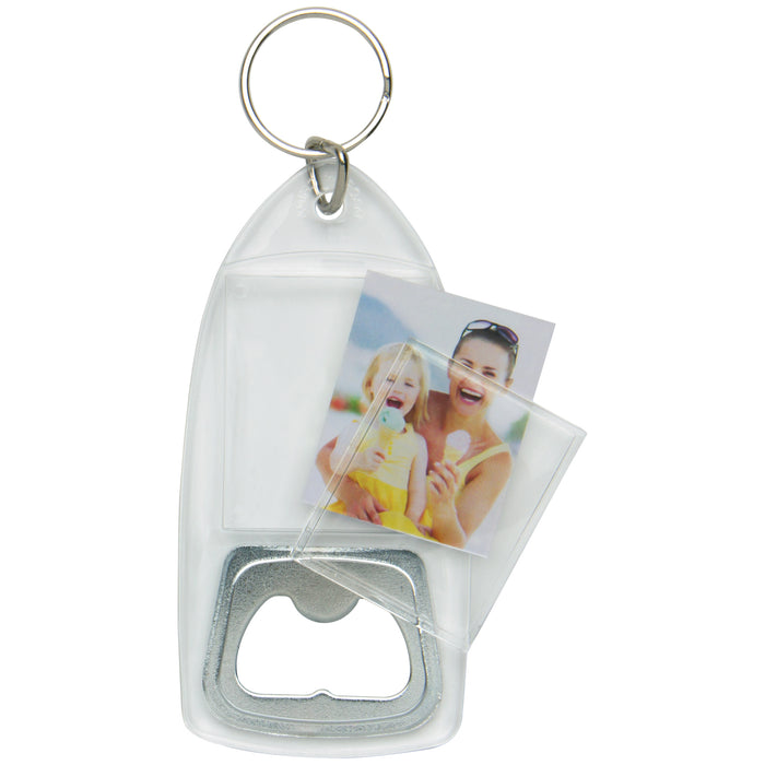 wholesale sanp in Bottle Opener Photo Keychain