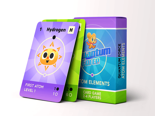 Atom Elements Card Game