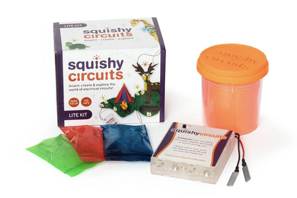 "Squishy Circuits Kit For Outschool Class ""Creative Circuits With Squishy Circuits"""