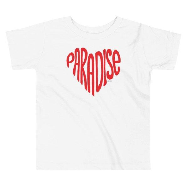 Paradise Love T-shirt, Toddler