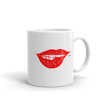 Lips (No. #2) Coffee Mug