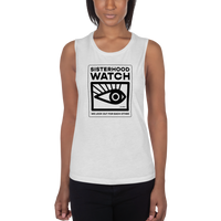Sisterhood Watch Muscle Tank, Women's (2 colors)